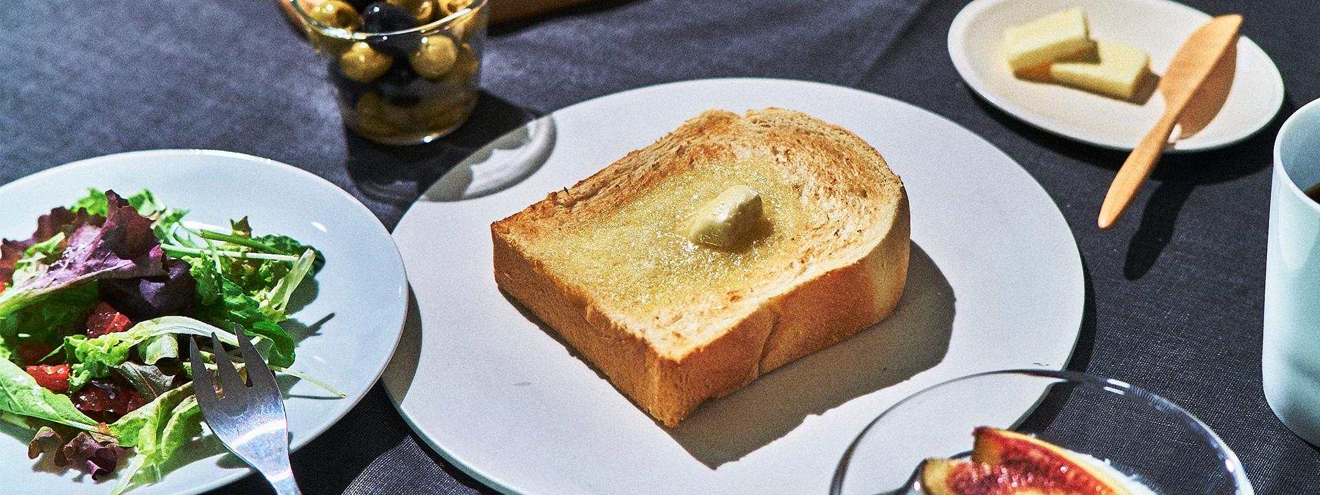 恵比寿のスチパン 大人の生スチパンで朝食を
