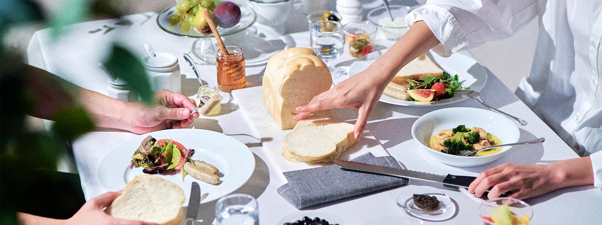 恵比寿のスチパン もっちり&しっとりスチーム食パン